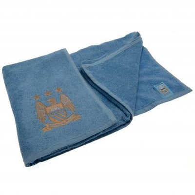 Manchester City Towel - Jacquard