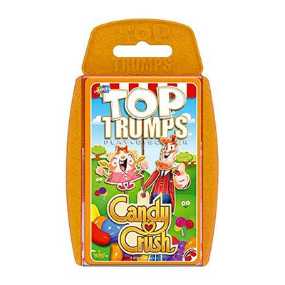 Candy Crush Top Trumps