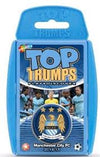 Manchester City 2014-15 Top Trumps