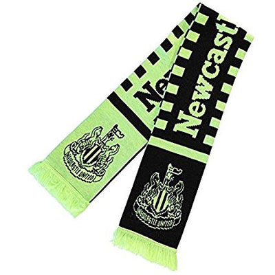 Newcastle United Reversible Neon Scarf
