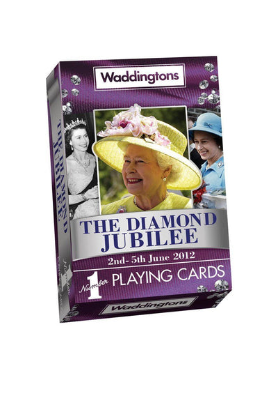 The Diamond Jubilee Playing Cards