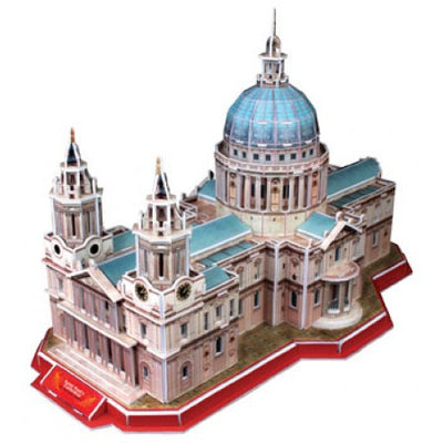 St Paul's Cathedral 3D Puzzle