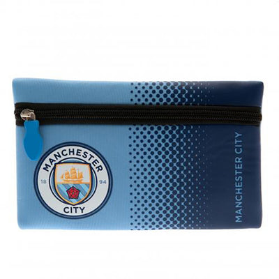 Manchester City Fade Pencil Case