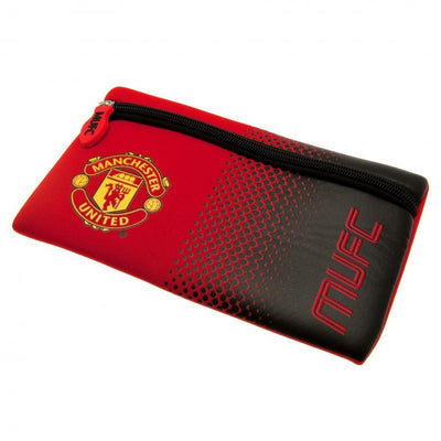 Manchester United fade Pencil Case