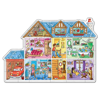 Doll House Jigsaw Puzzle