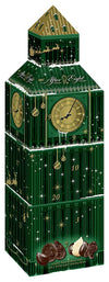 After Eight Big Ben Tower Clock Christmas Advent Calendar Assorted