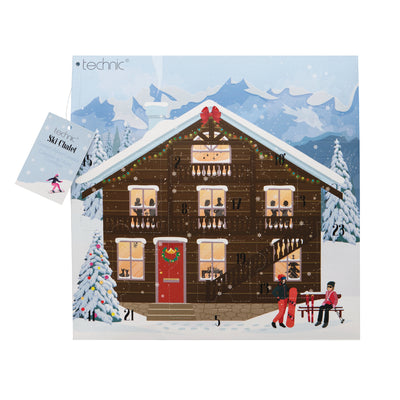 Technic Ski Chalet Cosmetic Advent Calendar