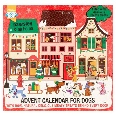 Amitage Good Girl Cats & Dogs Christmas Advent Calendar 24 Days
