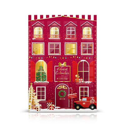 Baylis & Harding Beauticology Red Advent Calendar Gift 685g