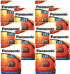 Panasonic CR2 Battery 3V Camera Lithium Photo battery DLCR2 KCR2