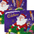 Cadbury's 8 x Assorted Chocolate Santa Selection Box Christmas Gift Packs 153g