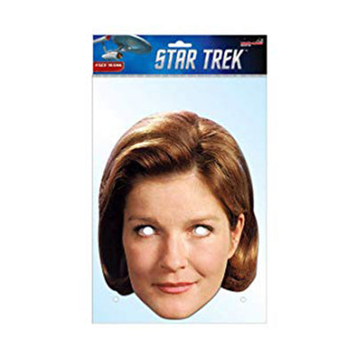Star Trek Party Fancy Dress Masks Hen Stag Fun Celebration Party Mask