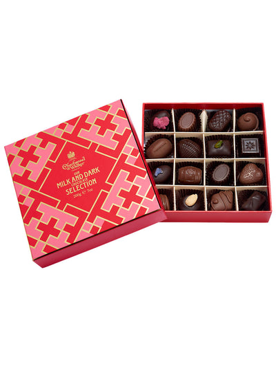Charbonnel Et Walker Milk & Dark Chocolate Royal Selection Luxuries