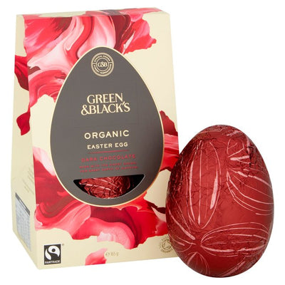 Green And Black's Easter Eggs Milk Chocolate Egg Multi Selection