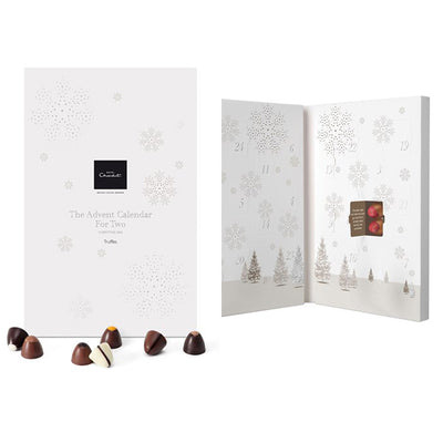 Hotel Chocolate The Advent Calendar Truffles for Two Christmas 300g