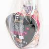 Lindt Chocolate Heart Shape & Jacob Creek Sweet Sparkling Rose 200ml