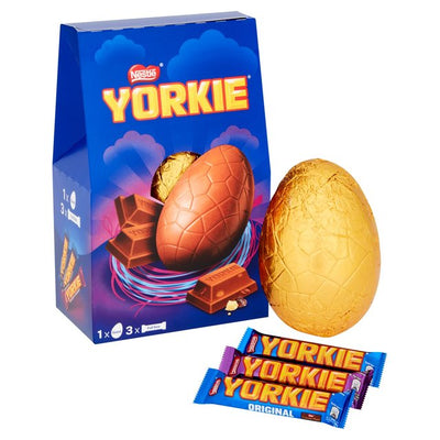 Nestle Yorkie Chocolate Incredible Giant Large Easter Egg