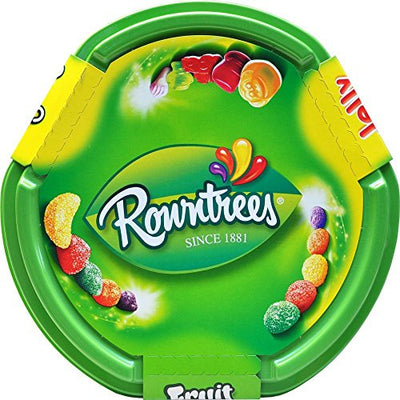 Rowntree's Sharing Tub Assorted Sweets Fruits Pastilles