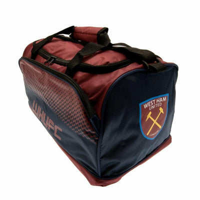 West Ham United F.C Fade Travel Holdall Gym