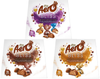 Aero Bliss Mixed Chocolate Selection Velvety Milk caramel Sharing Box