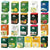 Ahmad Tea 20 Foil-Enveloped Teabags Various Flavours Selection
