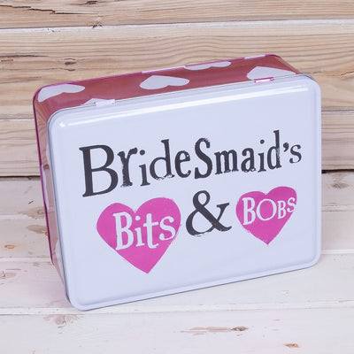 The Bright Side Bridesmaid's Bits & Bobs Tin