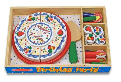 Melissa & Doug - Birthday Party Cake