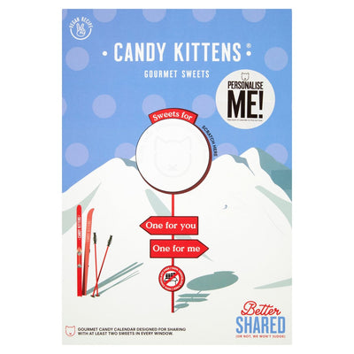 Candy Kittens Sweets Advent Calendar Cracker Christmas Gift