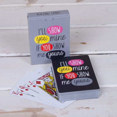 The Bright Side - I'll Show You Mine If Playing Cards