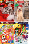 Good Girl Cats & Dogs Christmas Advent Calendar 24 Days