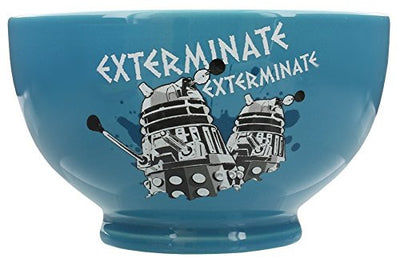 Dr Who Bowl - Dalek Exterminate
