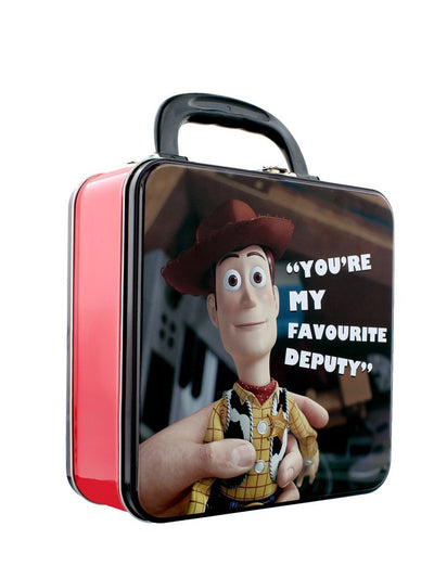 Disney Tin Tote - Toy Story (Favourite Deputy)