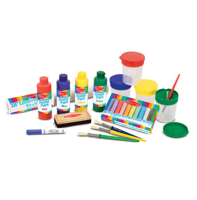 Melissa & Doug - Easel Companion Accessory Set