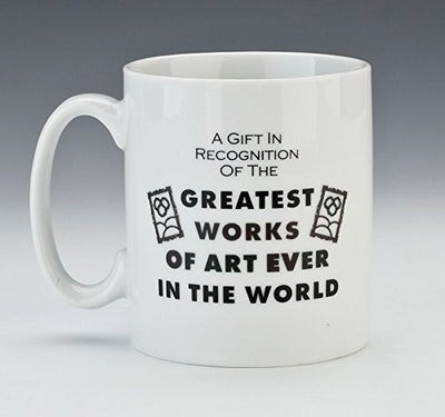 BTL Mug - Greatest Farter in the World