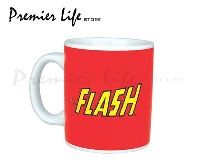 The Flash Big Logo Mug