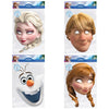 Frozen Movie Party Fancy Dress Masks Hen Stag Disney Celebration Film
