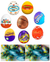 Chocolate Easter Eggs Cadbury Oreo Lindt Reeses Hersheys Kinder M&S