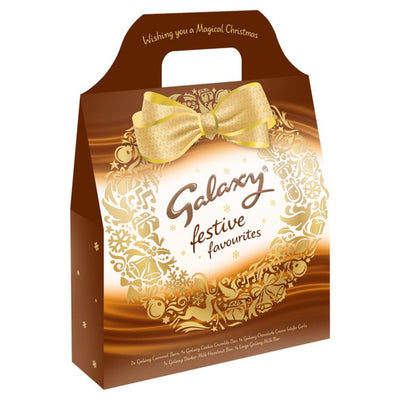 Galaxy Chocolate Assortment Gift For Christmas Celebration