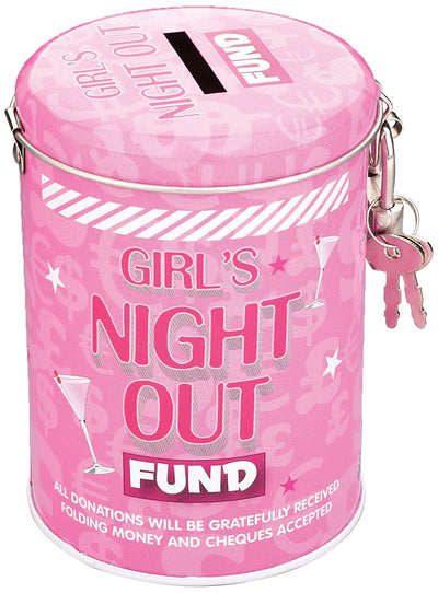 Instant Fines Pay Up Tin - Girls Night Out