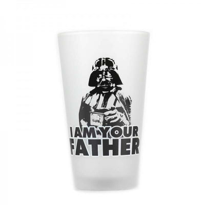 Star Wars Darth Vader - I Am Your Father Glass