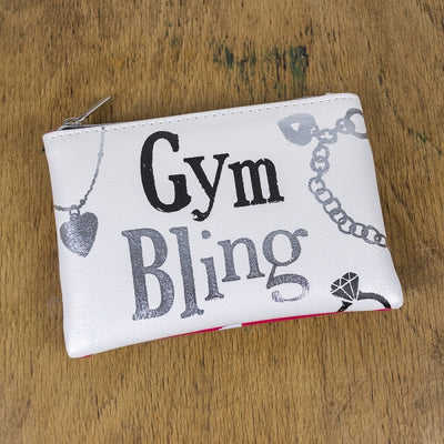 The Bright Side Gym Bling Jewellery Bag