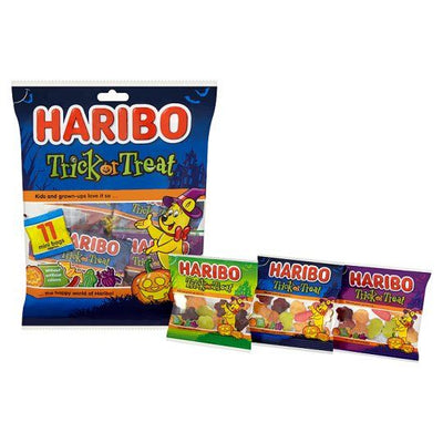 Haribo Trick Or Treat 176g Halloween Party Pack