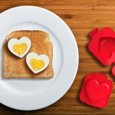 Heart Shaped Boiled Egg Mould