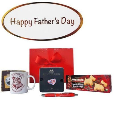 Father's Day Gift Box with Harry Potter Mug, Simpkins and Walkers