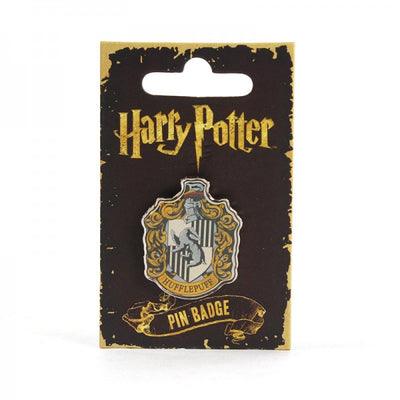 Harry Potter Enamel Badge - Hufflepuff