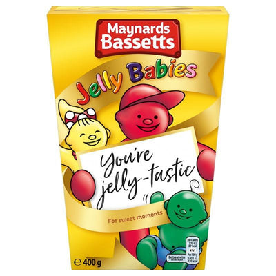 Maynards Bassetts Sweets Sports Mix Jelly Wine All Sports 400g