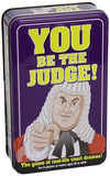You Be The Judge Board Game