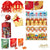 Christmas Large Range Of Lindt Chocolate Selection Family Gift Pack