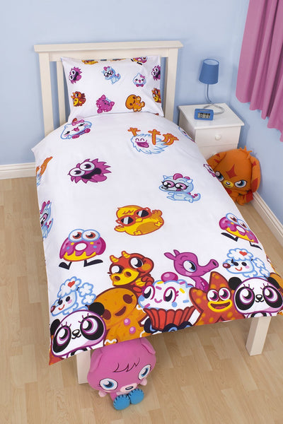 Moshi Monsters Moshlings Single Rotary Duvet Set