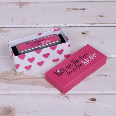 The Bright Side Kiss Me Like In The Movies Lipstick Case